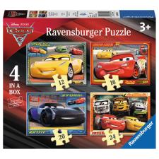 Disney Cars 4 in a Box Jigsaw Puzzles