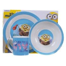 Unique Minions Bob 3 Piece Breakfast Set
