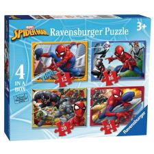 Spider-Man 4 in a Box Jigsaw Puzzles