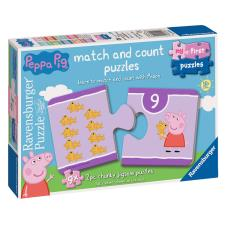 Peppa Pig My First Match & Count Jigsaw Puzzles