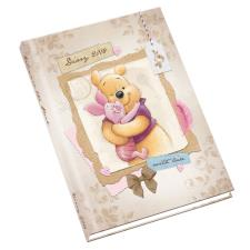 Winnie the Pooh Official 2018 A5 Diary