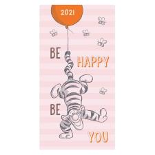 Winnie The Pooh Tigger 2021 Official Slim Diary