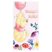 Winnie The Pooh 2021 Official Slim Diary