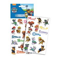 Paw Patrol Puffy Stickers Sheet
