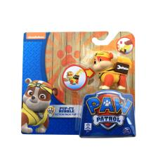 Paw Patrol Action Pack Pup Rubble Toy Figure