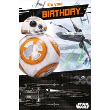 Its Your Birthday Star Wars Pop Up Birthday Card