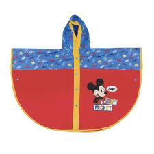 Mickey Mouse Red Poncho Raincoat