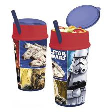 Star Wars Drinks Bottle With Snack Compartment