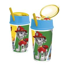 Paw Patrol Snack Compartment Drinks Bottle