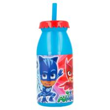 PJ Masks 300ml Milk Bottle With Straw