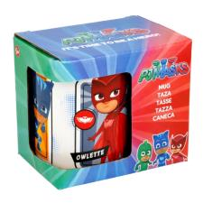PJ Masks Time To Be A Hero Ceramic Mug