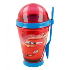 Disney Cars 355ml Snack Tumbler With Spoon