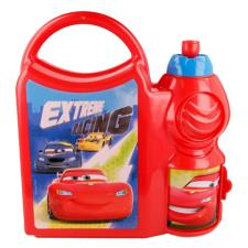 Disney Cars Lunch Box & Drinks Bottle Combo Set