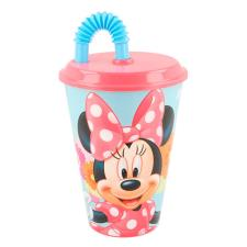 Minnie Mouse 430ml Tumbler with Straw