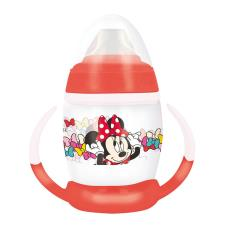 Minnie Mouse 270ml Silicone Sipper Training Cup