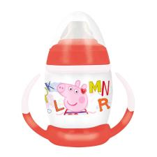 Peppa Pig 270ml Silicone Sipper Training Cup