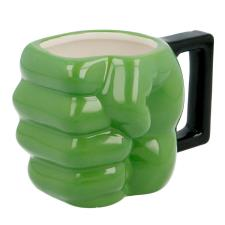 Marvel Avengers Incredible Hulk Fist Ceramic Mug