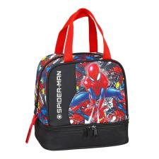 Marvel Spiderman Insulated Oval Lunch Bag