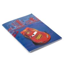 Disney Cars Blue A5 Soft Cover Notebook