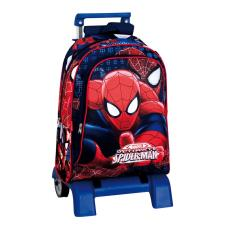Marvel Ultimate Spider-Man Removable Trolley Backpack