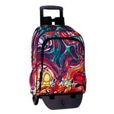 Perona Mix Large Removable Trolley Backpack