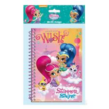 Shimmer & Shine A5 3D Notepad