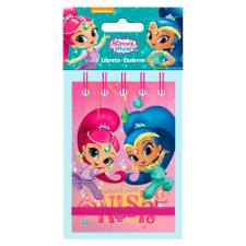 Shimmer & Shine A7 Notepad With Elastic Strap