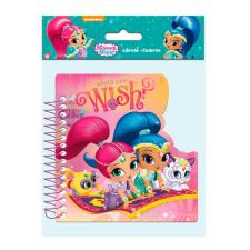 Shimmer & Shine A6 Notepad