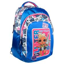 LOL Surprise Glam Life Backpack With LED Lights