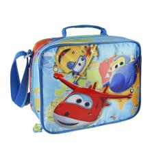 Super Wings Insulated Lunch Bag With Bottle & Snack Box