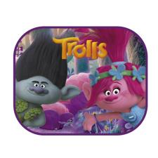 Trolls UV Car Sun Shades (Pack of 2)