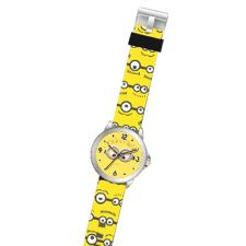 Kids Minions Analogue Watch