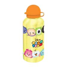 Tsum Tsum 500ml Aluminium Yellow Water Bottle