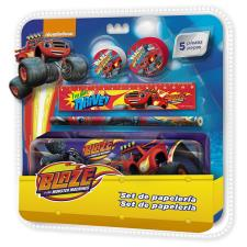 Blaze and The Monster Machines 5 Piece Stationery Set