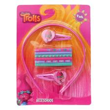Trolls 9 Piece Hair Accessories Set