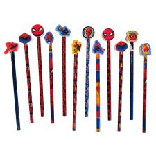 Spiderman Pencil with Eraser Topper