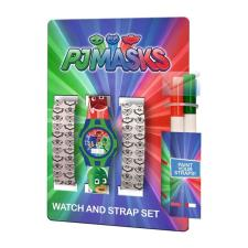 PJ Masks Colour Your Own Strap Digital Watch Set