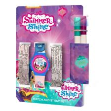 Shimmer & Shine Colour Your Own Strap Digital Watch Set