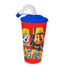 Paw Patrol Red 500ml Tumbler With Straw