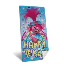 Trolls Happy Vibes Beach Towel