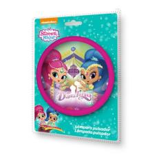 Shimmer & Shine Push Lamp