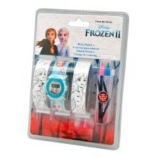 Disney Frozen 2 Colour Your Own Strap Digital Watch Set