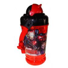 Marvel Avengers Pop-up Drinks Bottle with Carry Strap
