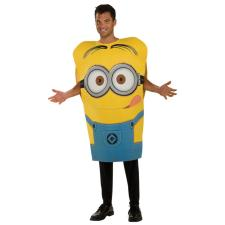 Mens Minions Dave One Size Fancy Dress Costume