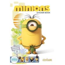 Minions Mega A4 Activity & Sticker Book