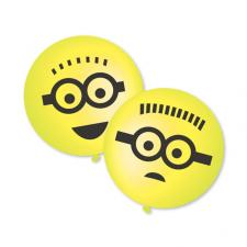 Minions Punch Balls Latex Balloons (Pack of 2)