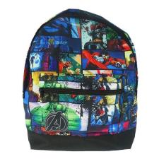 Marvel Avengers Comic Print Junior Backpack