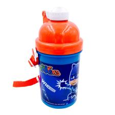 PJ Masks 400ml Drinks Bottle With Strap