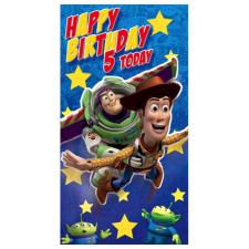 5 Today Toy Story Birthday Card