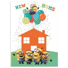 New Home Despicable Me Minions Card